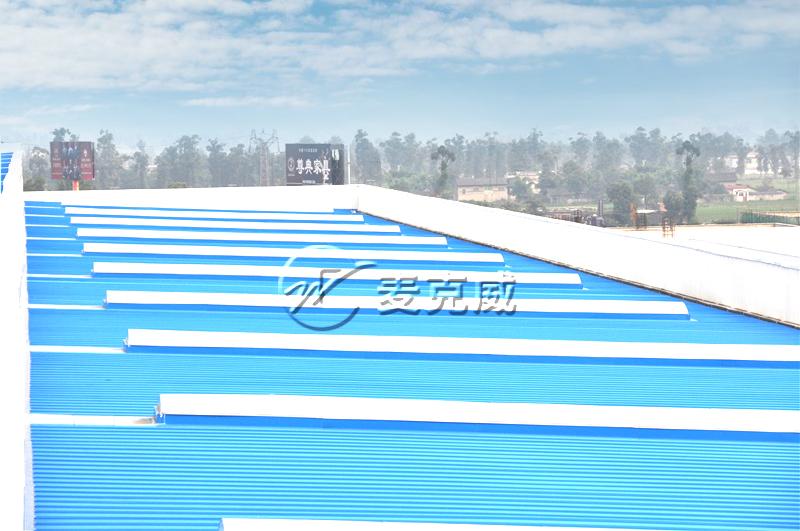 南车轨道交通电动采光排烟天窗工程项目