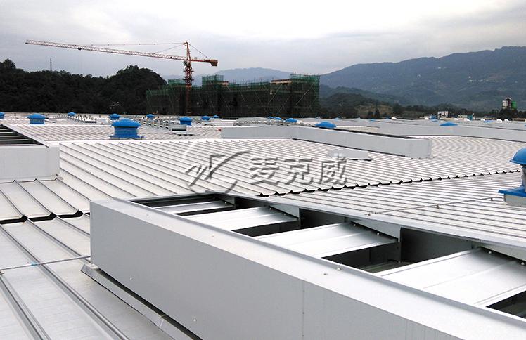 航利科技屋顶通风天窗项目