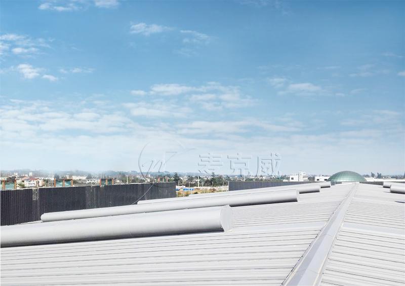 潍柴配送中心异改通风器项目