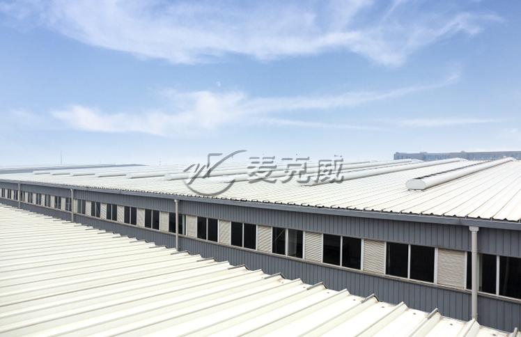 民生物流仓储用房通风天窗工程项目