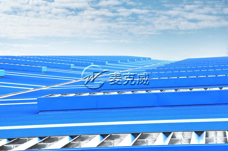 重庆齿轮箱配套建设项目202联合厂房通风天窗工程