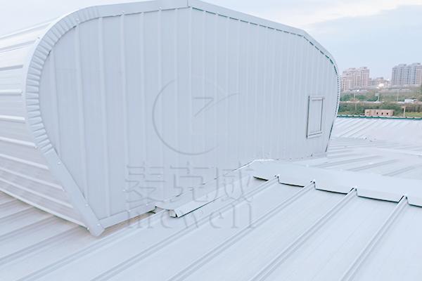 武汉地铁5号线—湖北流线型通风排烟天窗