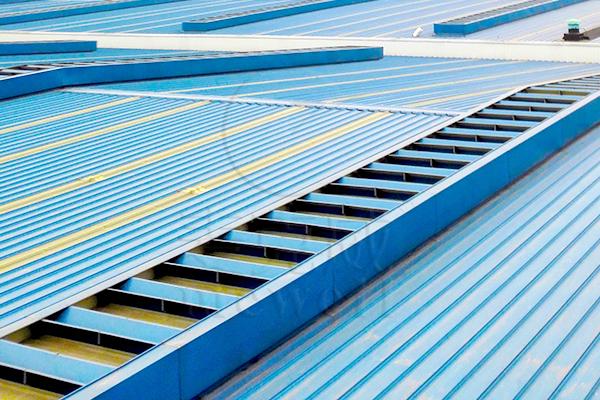 厂房顺坡通风天窗的主要分类和应用领域分析