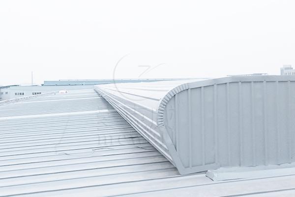 喜讯!四川丹棱创新工业园流线型通风天窗正式竣工