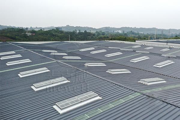 工业厂房电动天窗的选择依据是什么