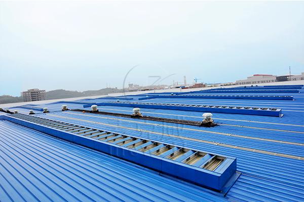 厂房薄型通风器的技术要求有哪些