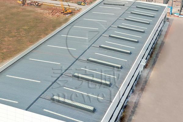 影响车间屋顶自然通风器的通风量的因素有哪些呢