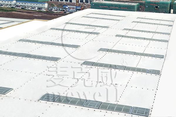 重庆中车恒通客车-重庆电动采光排烟天窗(组合式)