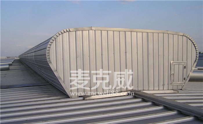 成都江森汽车座椅扩建部分(二期)厂房屋顶通风天窗项目