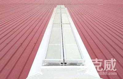一字型(连体式)电动采光排烟天窗