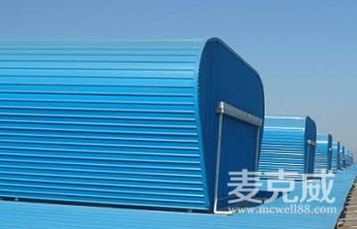 HZT(流线型)屋顶通风气楼