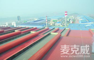 顺坡通风气楼(TC3型、5型)