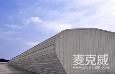 TC5型弧线型通风天窗