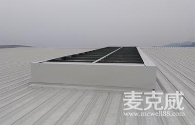 薄型通风气楼(TC11型)