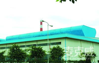 屋脊通风气楼(TC5型)