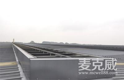 屋脊自然通风器(TC11型)