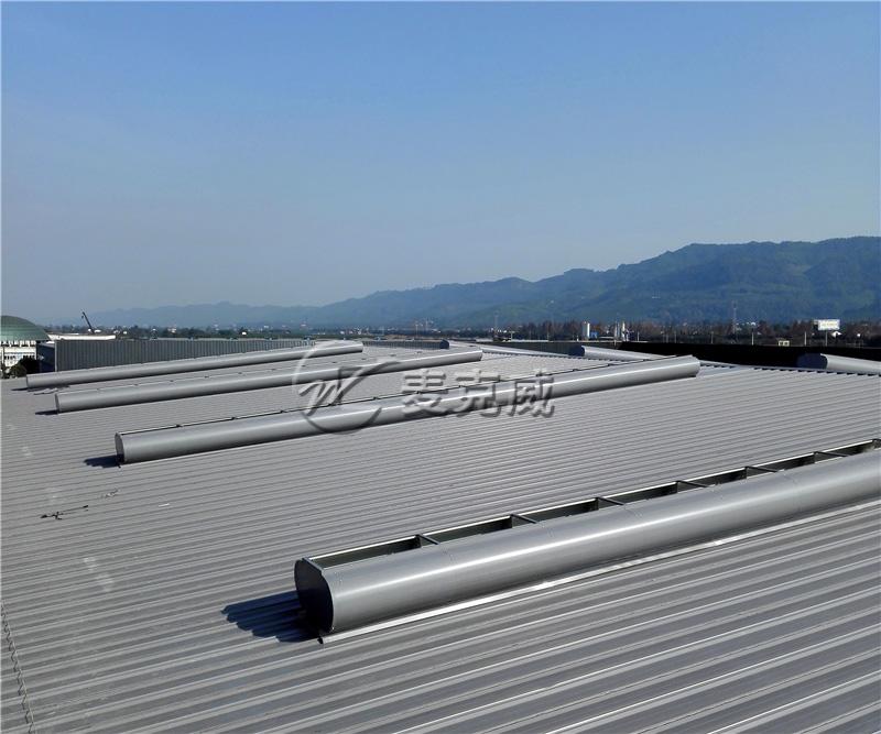 新红阳通风天窗工程项目