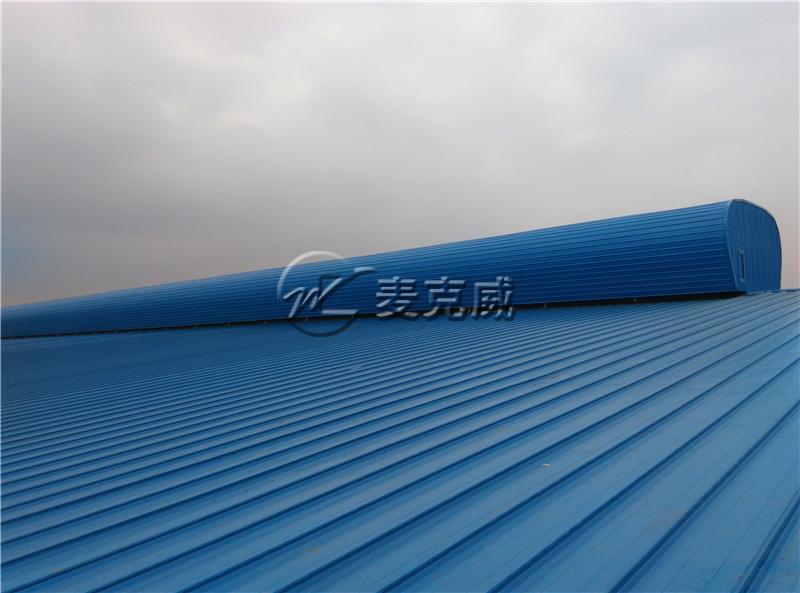 新疆庆华煤炭总承包工程屋顶通风器