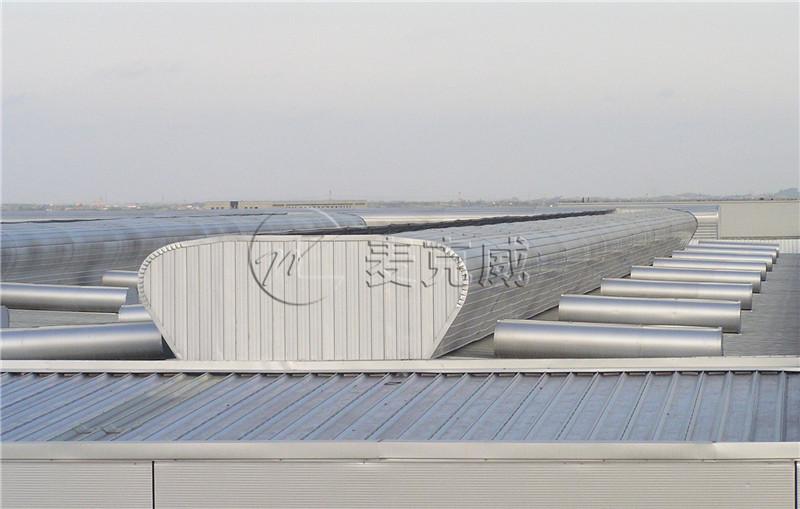 芜湖安瑞光电智能化汽车灯具建设通风气楼工程