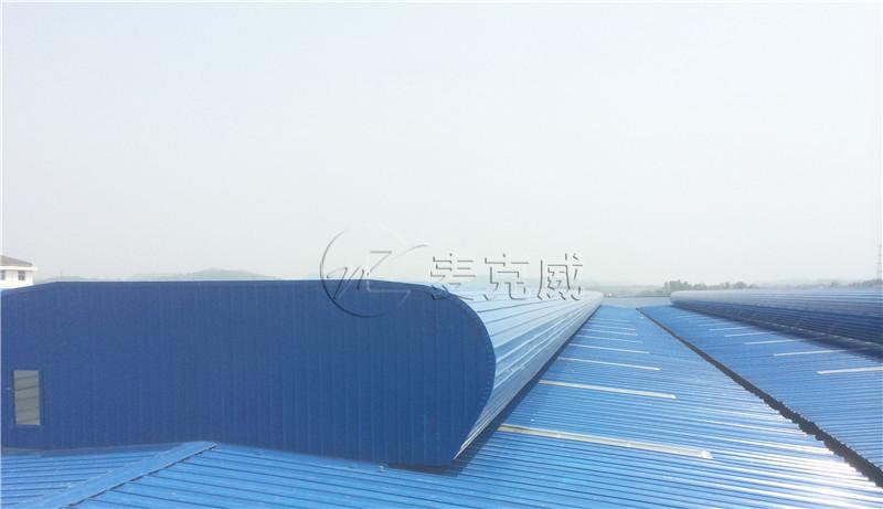 钢结构住宅体系及配套钢结构制造基地通风天窗项目