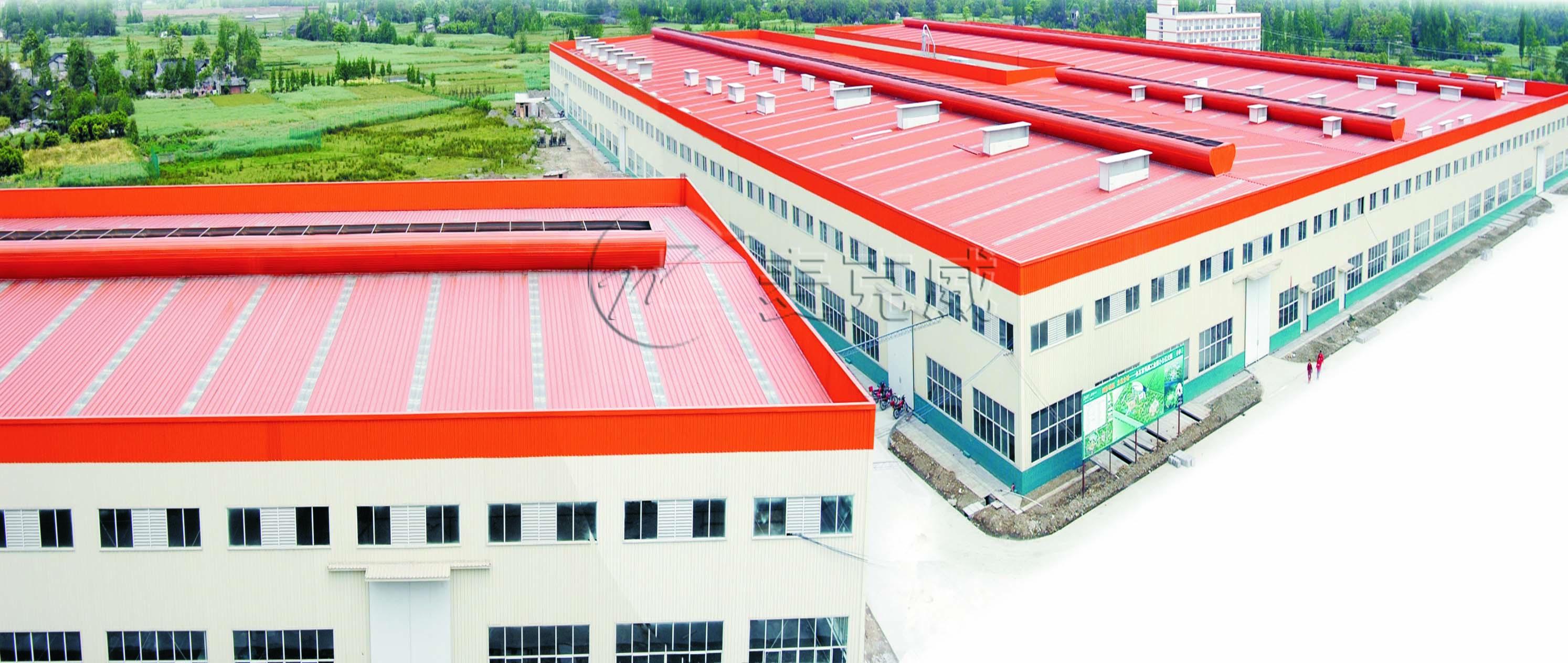 全友家私生产基地三期工程-27#厂房扩建工程通风天窗项目