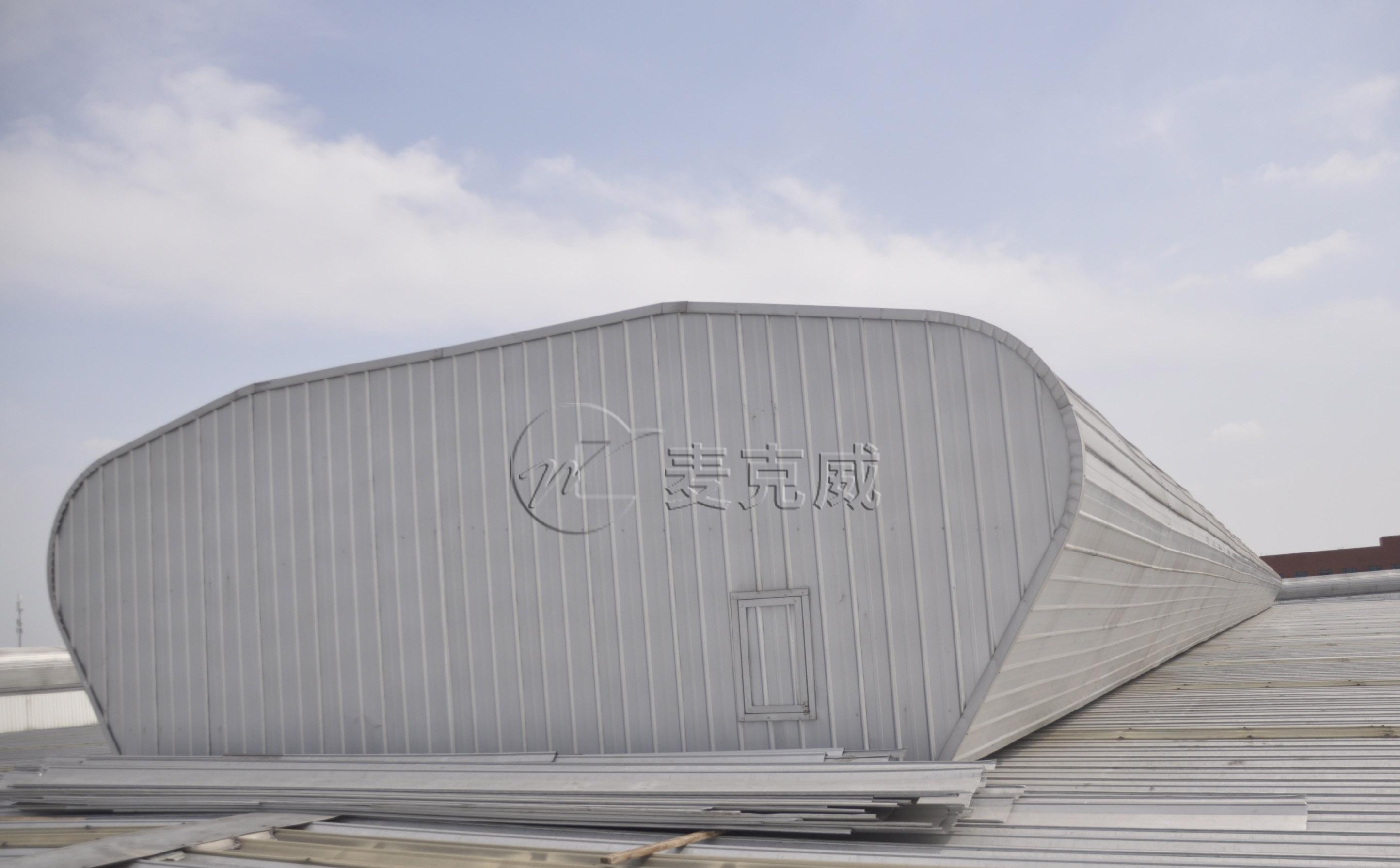 恒晟包装印务新厂房通风天窗工程